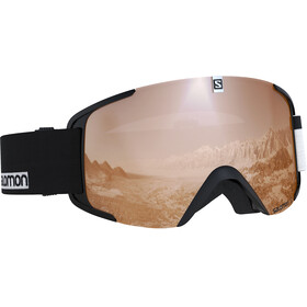 Salomon Access XView Goggles Black/White